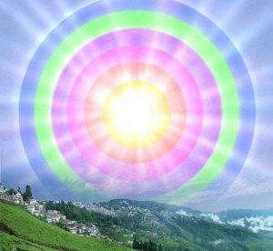 Наполнение энергии Земли