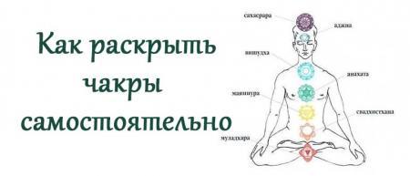 Упражнения для раскрытия чакр