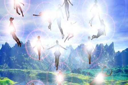 возвращение частиц души