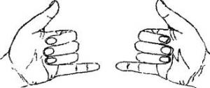 Кончики пальцев