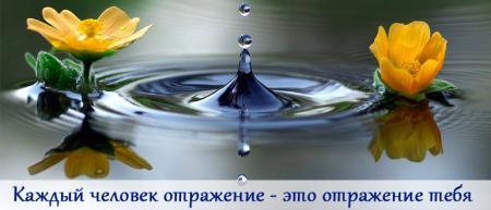 отражение тебя