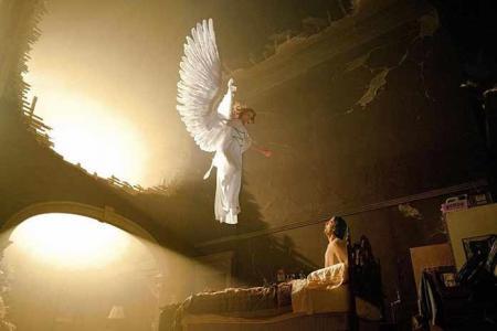 Притча об ангеле и желаниях