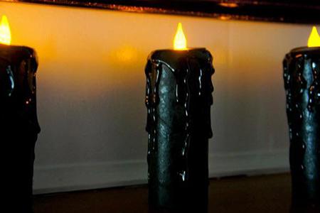 черная свеча