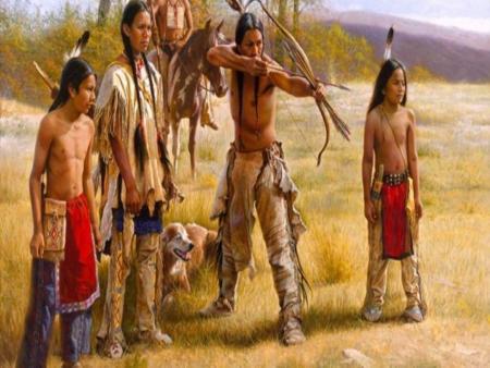 опыт американских индейцев
