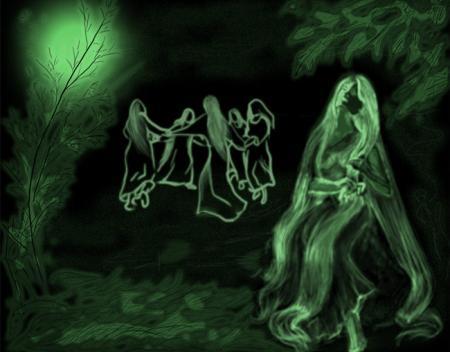 демонические существа