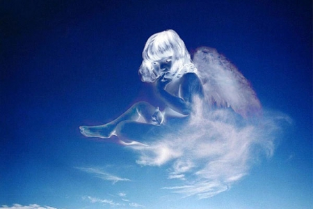 общение с ангелами