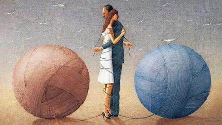 выйти из кармических отношений