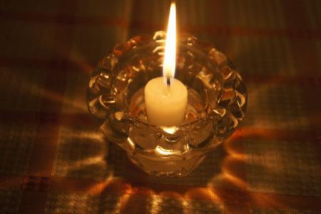 Медитация со свечами