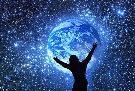 как просить вселенную