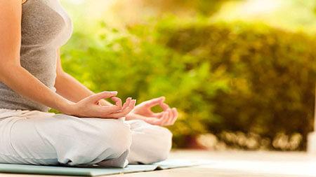 простая медитация